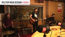 H-BURNS - We Could Be Strangers - RTL2 Pop Rock Session