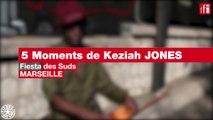 5 moments avec Keziah Jones