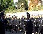 La cérémonie d'intronisation du nouveau commissaire d'Istres-Miramas