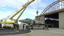 Le Mirage IV entre au garage