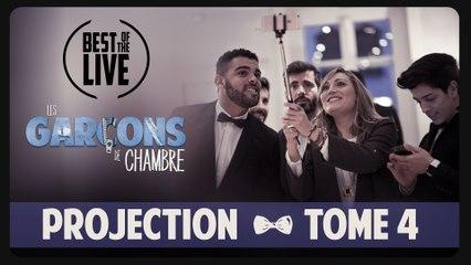 PROJO TOME 4⎪Best of the Live⎪ [Les Garçons De Chambre]