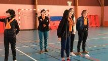 Flash mob au lycée Jean Moulin