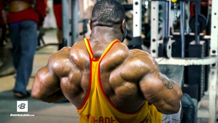 Johnnie O. Jackson's Mutant Back Workout for Mass