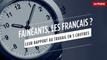 5 chiffres sur le rapport des français au travail