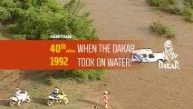40th edition - N°11 - When the Dakar took on water!  - Dakar 2018