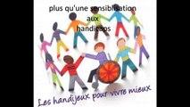 #SemaineLFM :  les handijeux du lycée français international Charles-de-Gaulle de Pékin