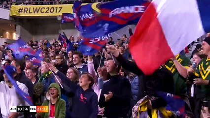 Rugby League World Cup: Top Moments From Round Two