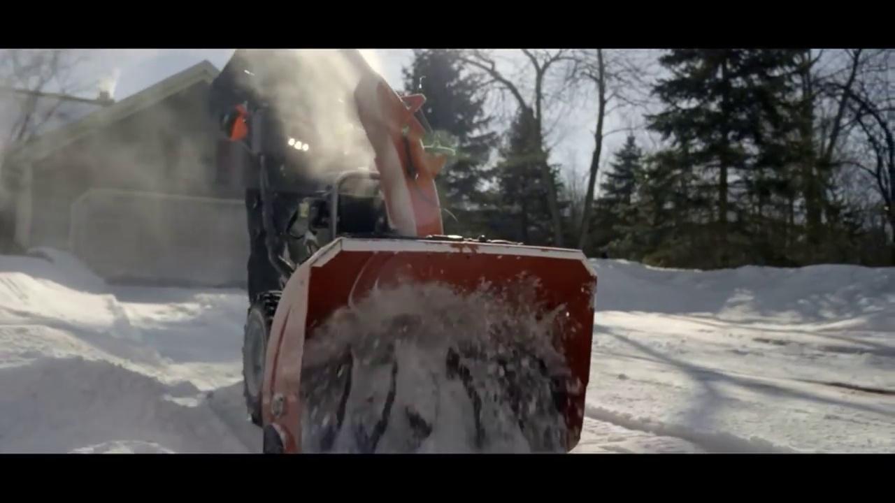 Husqvarna 200 Series Snow Throwers
