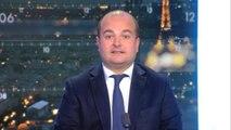"""Levée de l'immunité parlementaire de Le Pen : """"une honte"""" selon Rachline - 09/11/2017"""