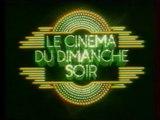 """TF1 - 26 Mars 1989 - Bande annonce hebdo, pubs, générique """"Le Cinéma du Dimanche Soir"""""""