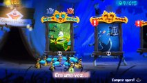 Rayman Legends PS Vita Demo Pt Br (Português) XD Gameplay