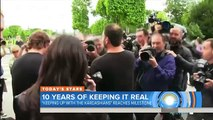 10 Years Of 'Keeping Up With The Kardashians: Kris Jenner, Kim K Look Back   Megyn Kelly TODAY