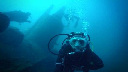 L'Odyssée sous-marine