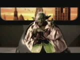 Star Wars Spoof - BBC - French And Saunders - Part 3 of 3