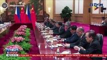 Usapin sa WPS, inaasahang matatalakay sa pulong nina Pres. Duterte at Chinese Pres. Xi Jinping