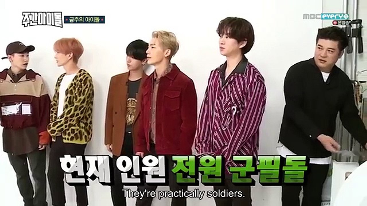 [ENG SUB] Weekly Idol EP 328 Super Junior