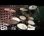 【Black Clover OP Full】ブラッククローバー - Kankaku Piero - Haruka Mirai を叩いてみた - Drum Cover