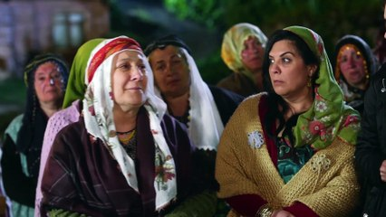 Seni Seven Ölsün - Osman ve Rukiye Laneti Kaldırmak için Evleniyor!