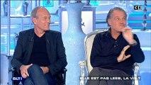 """Michel Leeb invité de Thierry Ardisson dans """"Salut les terriens"""""""