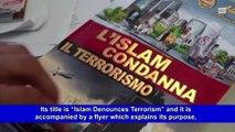 "Swiss RSI TV Report the News of Harun Yahya's Book ""Islam Denounces Terrorism"" - August 2017"