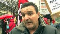 Patrick Béziade, Secrétaire académique du syndicat FO
