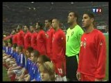 *SØufiαღє°°     __________        Stade de France l'hymne national du blad vive MAROC