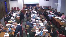 Intervention lors de la commission des affaires sociales sur le PLFSS2018 pour défendre les guides de haute montagne