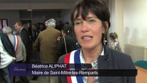 Interview de Béatrice Aliphat, maire de Saint-Mitre-les-Remparts