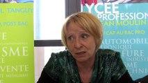 Dominique Lachaud présente le BP Métiers de la Piscine