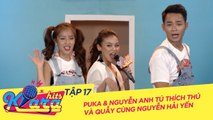 KARA HITS - EPISODE 17 | PUKA & NGUYEN ANH TU HAVING FUN WITH NGUYEN HAI YEN | Fullshow