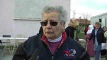 Françoise Roubaud, responsable départementale du Secours Populaire Français