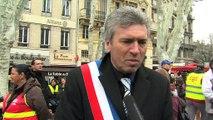 Jean-Marc Charrier, Maire de Port Saint-Louis-du-Rhône, opposé à la métropole