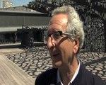Zéev Gourarier le directeur scientifique et des collections du Mucem