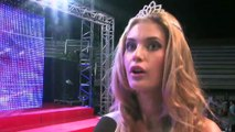 La réaction de Laetizia Giovannelli, élue Miss provence 2013