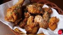 Ăn ghiền ngay gà ráng da giòn sốt độc đáo_ Foodyvn
