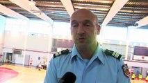 Les conseils du Lieutenant-Colonel Honoré aux candidats de l'examen.
