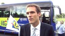 L'interview de Simon Babre, sous-préfet de l'arrondissement d'Istres.