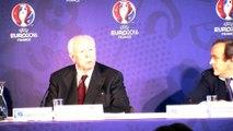 Extrait de l'allocution de Jean-Claude Gaudin ce matin à Marseille.