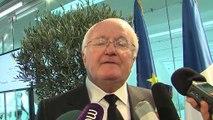 Michel Vauzelle confiant pour les candidats socialistes aux municipales