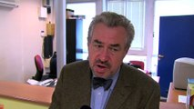 Pour Michel Alaix, président du TGI d'Aix-en-Provence, la MJD de Martigues est indispensable