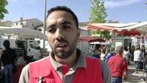 L'interview de Hamza Chaibi, directeur secourisme à la Croix Rouge de Martigues.