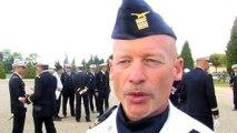 L'interview du lieutenant-colonel Jean-Jacques Morineau.