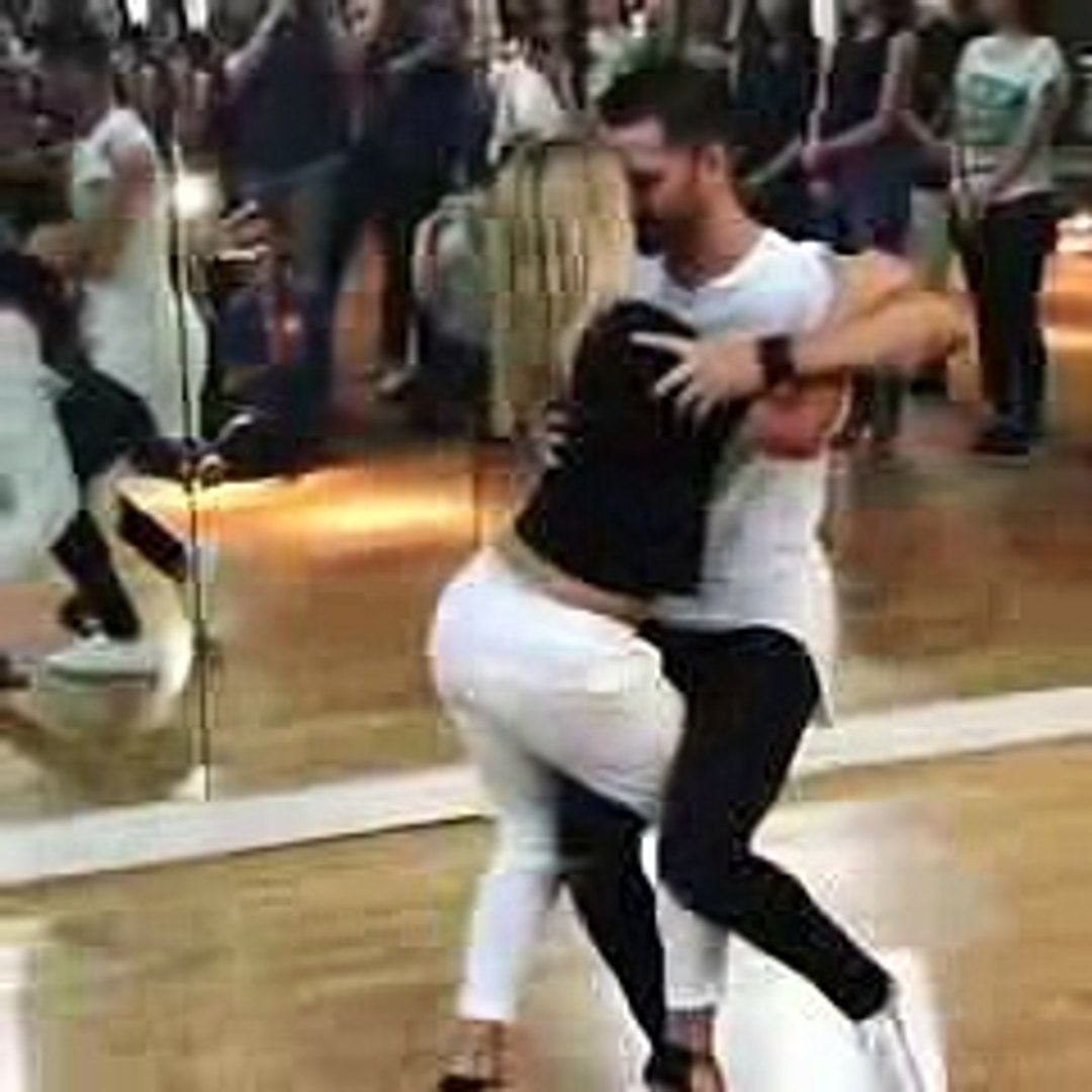 Beautiful Arabic couple beautiful couple dance