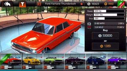 Mobile iOS Nitro Nation Stage 7 Ford Fairlane ! + Last