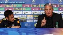 Neymar en pleurs après la conférence de presse du Brésil par Evidence Production - Dailymotion