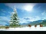 cheval-horses boules de neige
