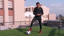 Neymar Jr. Attempts Terrifying Shot from Jimmy Kimmels Roof