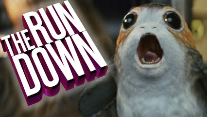 Huge Star Wars News! - The Rundown - Electric Playground