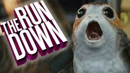 Huge Star Wars News! - The Rundown - Electric Playground