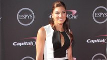 Hope Solo Said The Head Of FIFA Groped Her At An Awards Show